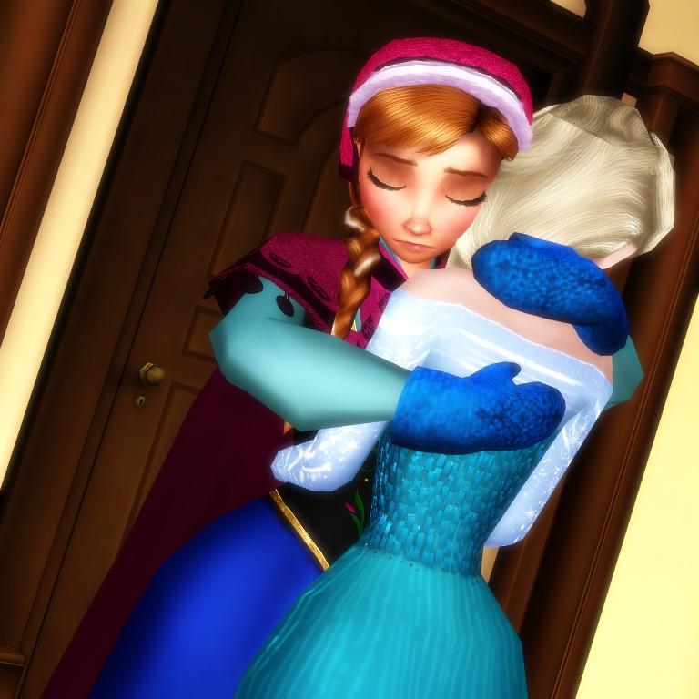 I love you, Elsa. by Simmeh