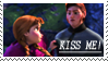 Kiss me, Hans! Stamp by Simmeh