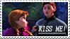 Kiss me, Hans! Stamp by Simmeh
