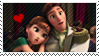 Anna and Hans - Stamp by Simmeh