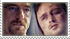 Walt and Jesse - Stamp by Simmeh