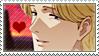 Johan Liebert - Stamp by Simmeh