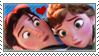 Hanna (Hans and Anna) - Stamp by Simmeh