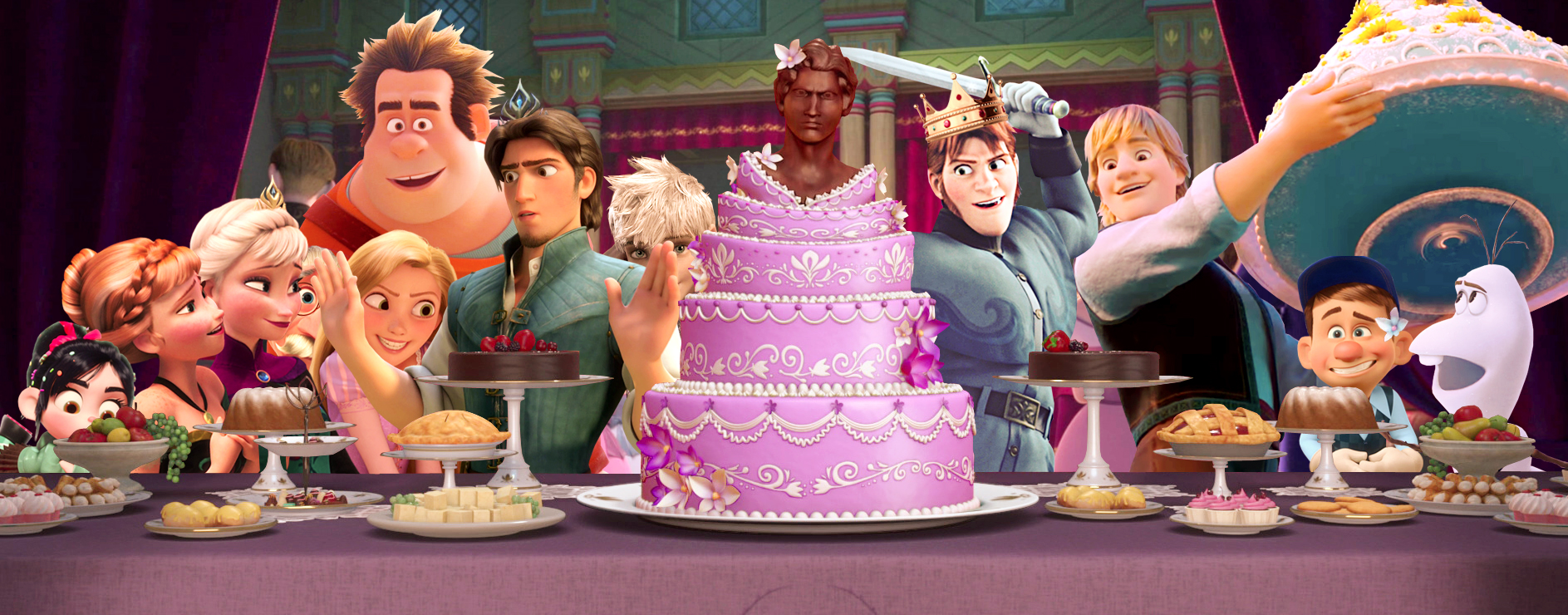 Annas Birthday Party Frozen Fever by Simmeh on DeviantArt