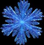 Frozen Snowflake - Png