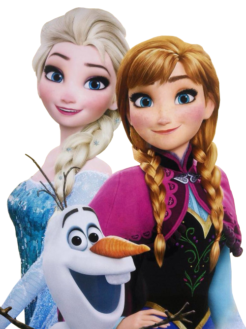 Anna elsa and olaf bing images - Olaf and anna ...