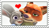 Judy x Nick by Simmeh