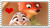Judy x Nick - Stamp by Simmeh