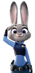 Judy Hopps - Png by Simmeh