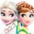 Elsa and Anna - Icon