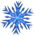 Frozen Snowflake - Icon by Simmeh
