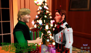 Christmas (+Stupid MMD) by Simmeh