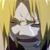 Edward Elric (Crying) - Icon