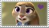 Judy Hopps - Stamp by Simmeh