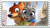 Nick and Judy - Stamp by Simmeh