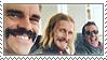 Simon, Dwight, and Negan - Stamp