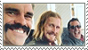 Simon, Dwight, and Negan - Stamp by Simmeh
