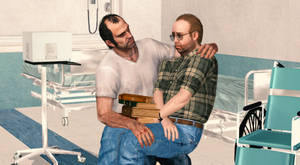 Lester goes to the Hospital by Simmeh