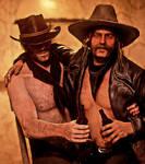 Arthur and Micah