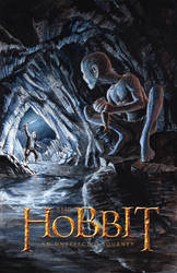 The Hobbit Poster Mockup