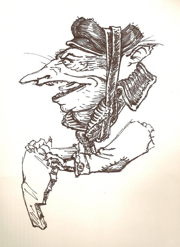 Spiderwick Boggart