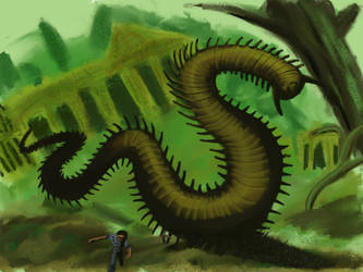 Simic Ragworm by Bullet-Magnet