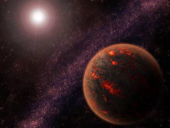 Icarus in Space: Erebosian by Bullet-Magnet