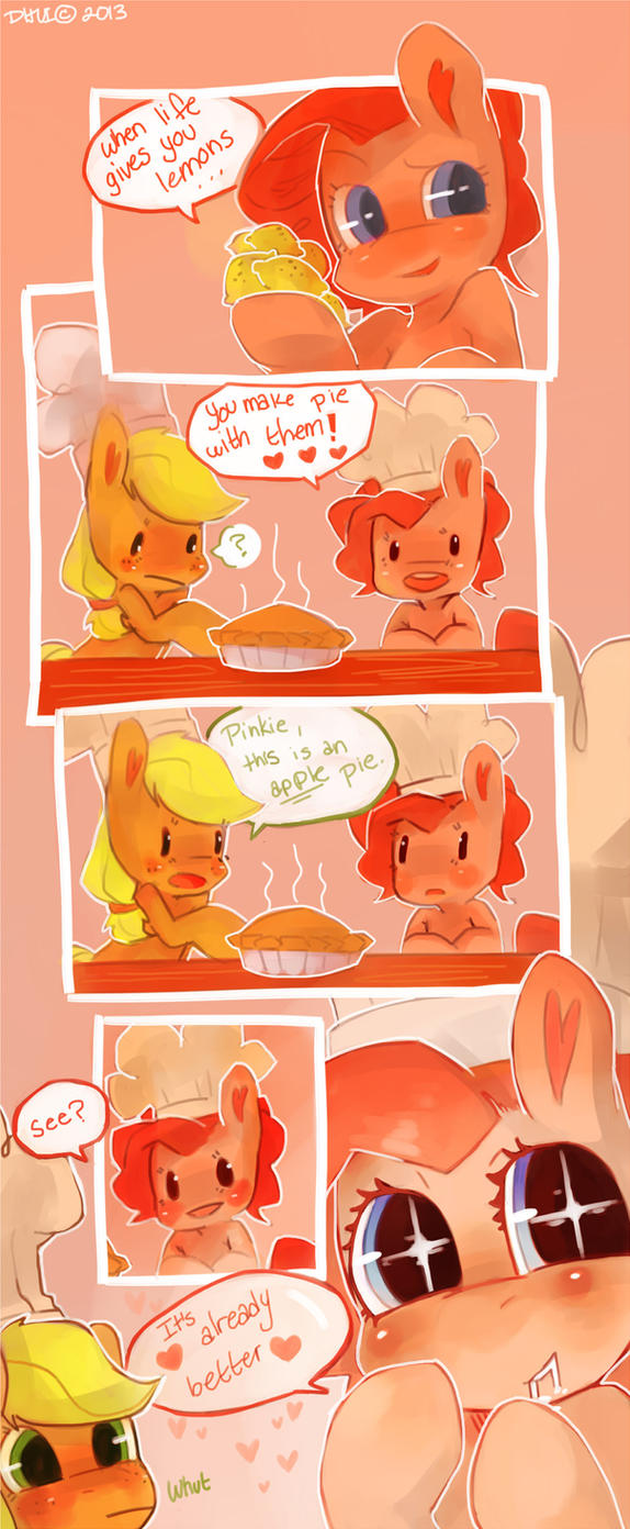 When Life Gives You Lemons by Dhui