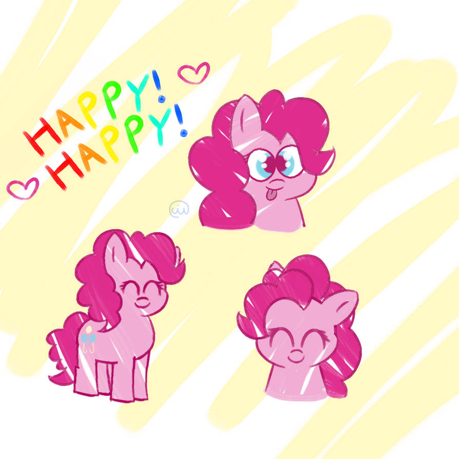 pinkie_pie_doodles__by_sweets_and_giggle
