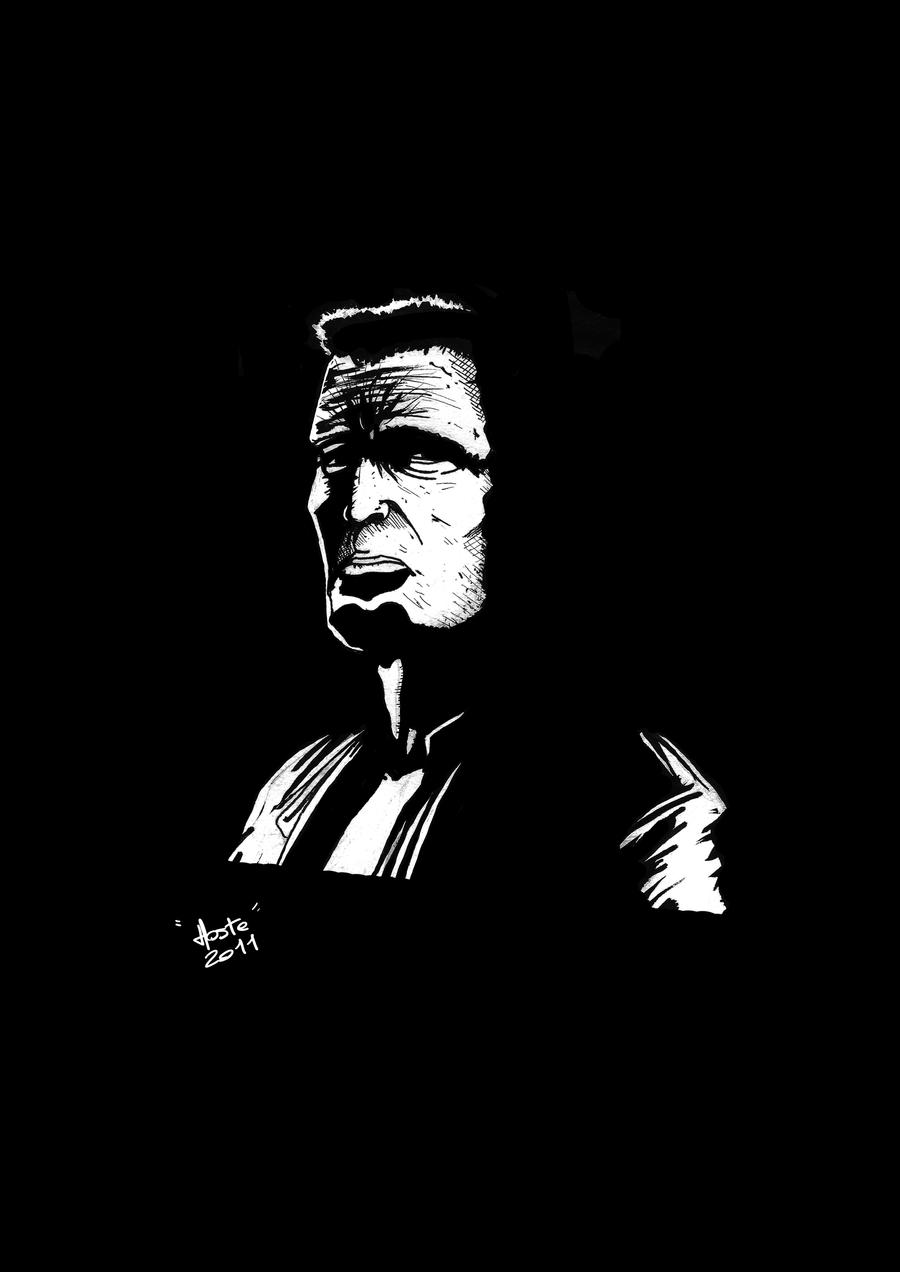 Marv from Sin city movie by Yoriuchi on deviantART