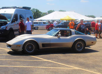 Happy Corvette Owner by PhotoDrive