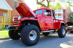 Big Red JEEP by PhotoDrive