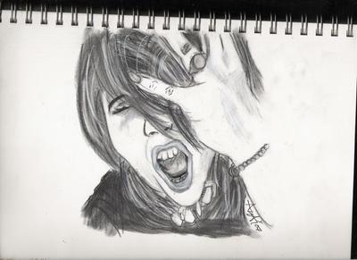 the scream by Vishius