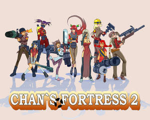 chans fortress 2