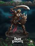 Dark Knights: Skeleton Warrior