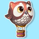 HMT Studios Owl Balloon