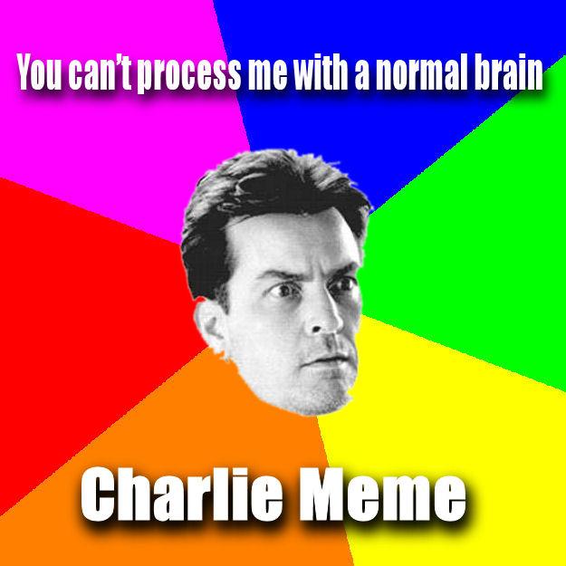 Charlie Meme by Brandtk on deviantART