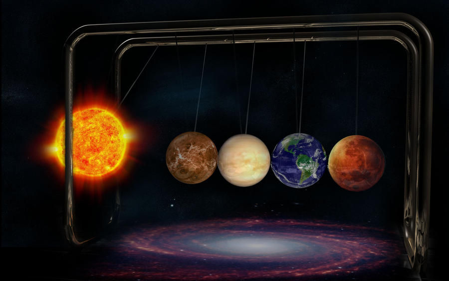 art all planets aligned - photo #27