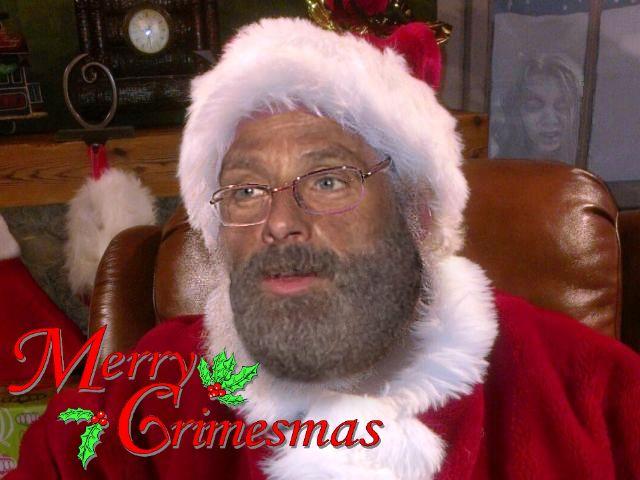 Merry Grimesmas by Brandtk