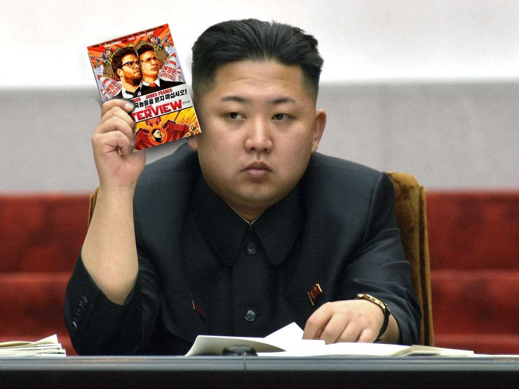 The Interview - North Korea by Brandtk