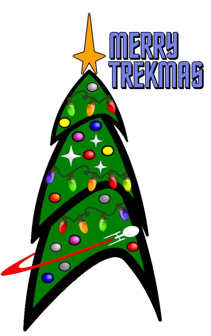 Star Trek Christmas by Brandtk