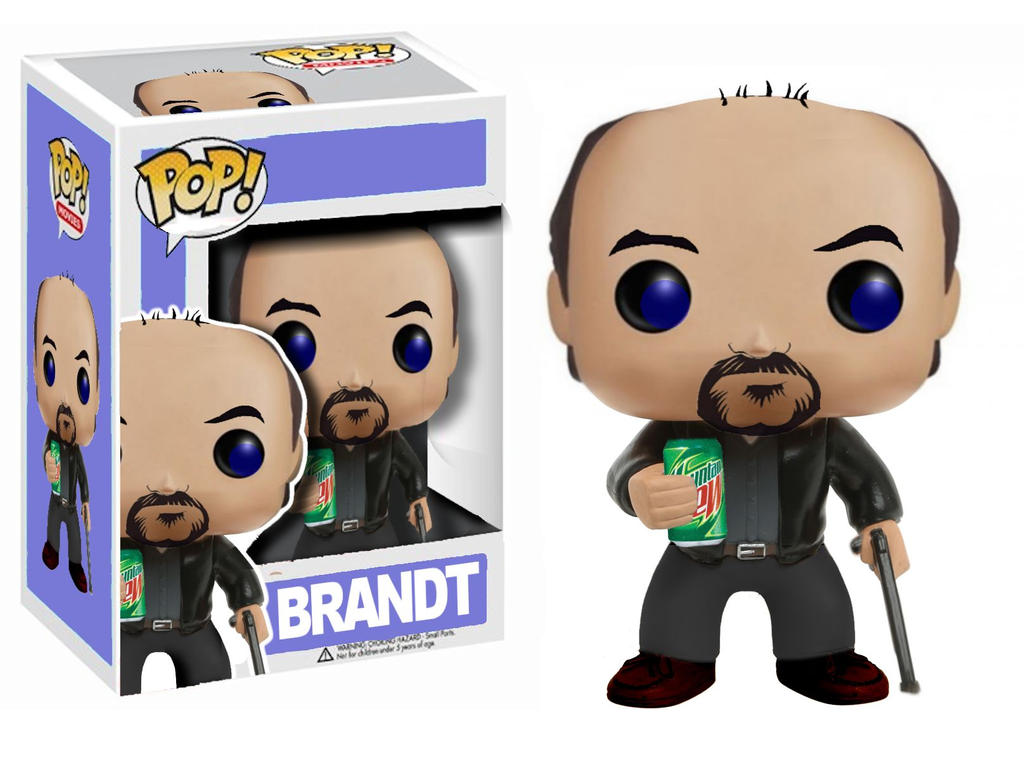 Me as a Funko product by Brandtk