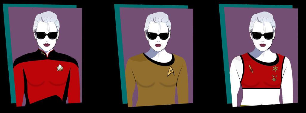 Star Trek Nagel by Brandtk