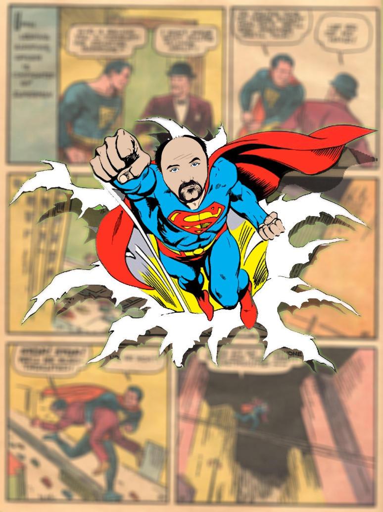 Super me by Brandtk
