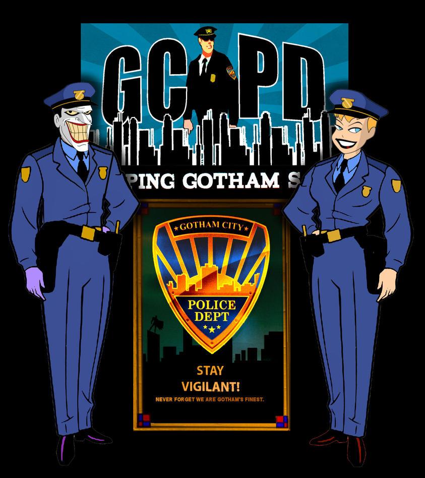 Gotham PD by Brandtk