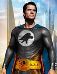 Superman Kandor Nightwing (Cavill)