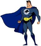 Superman Kandor Nightwing (Animated)