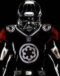 Darth Vader NFL Quarterback