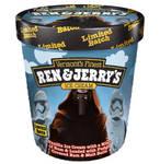Star Wars Kylo Ren and Jerry's Ice Cream