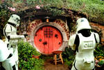 Star Wars the Battle of the Shire